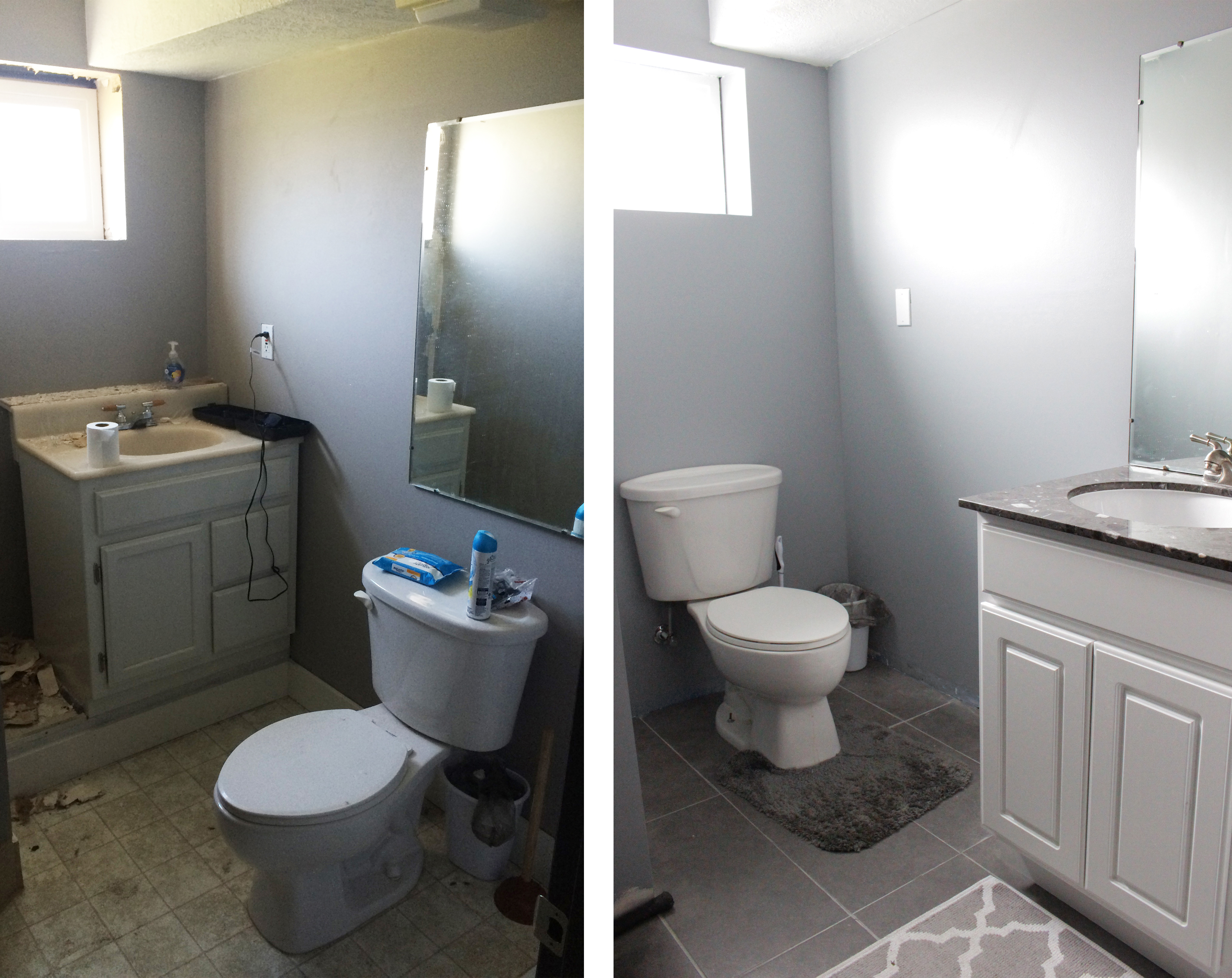 Unique 50 bathroom remodel diy demolition inspiration of for Diy bathroom demolition