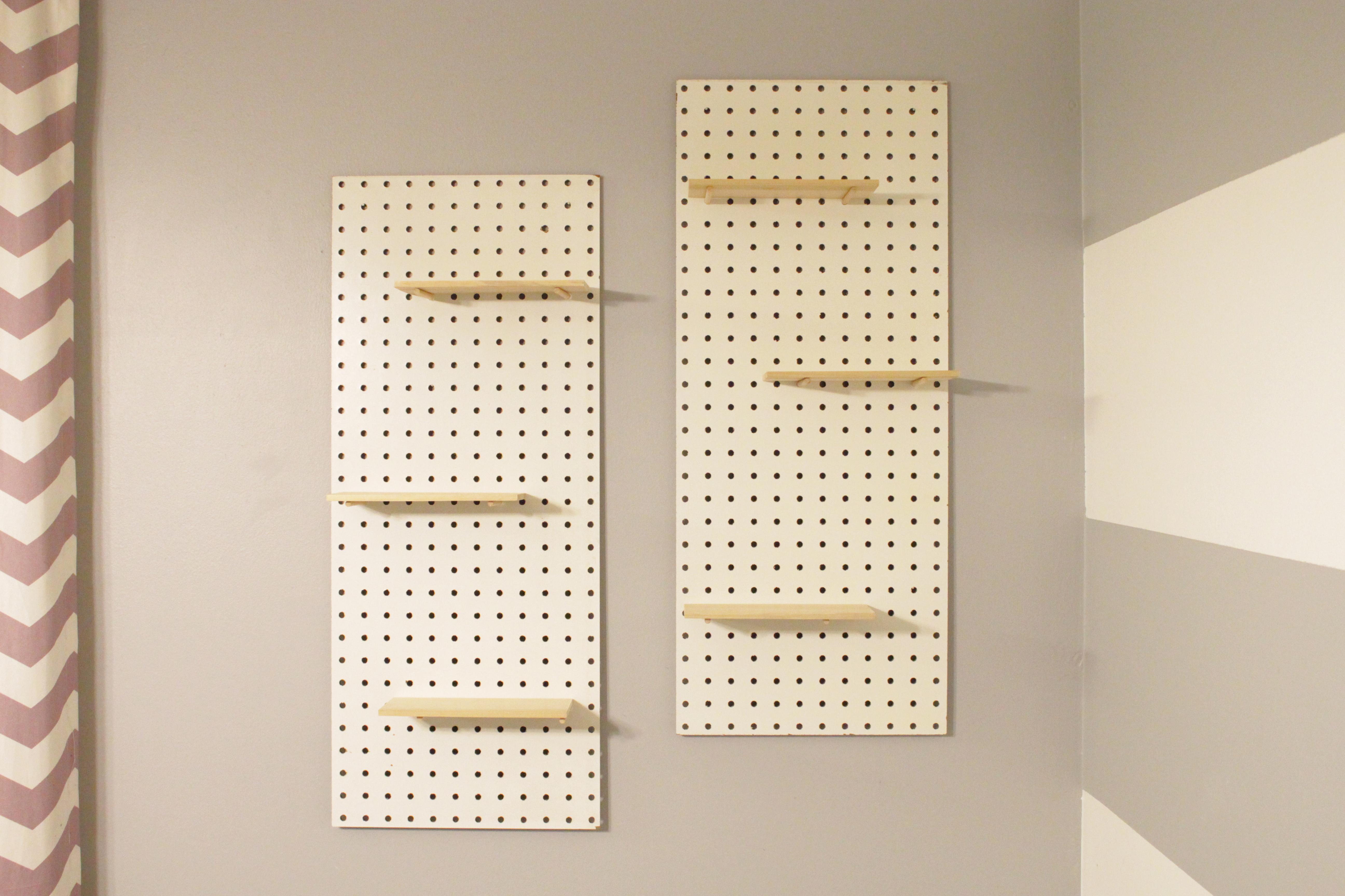 100 peg board shelves baltic birch pegboard u2014 rather we