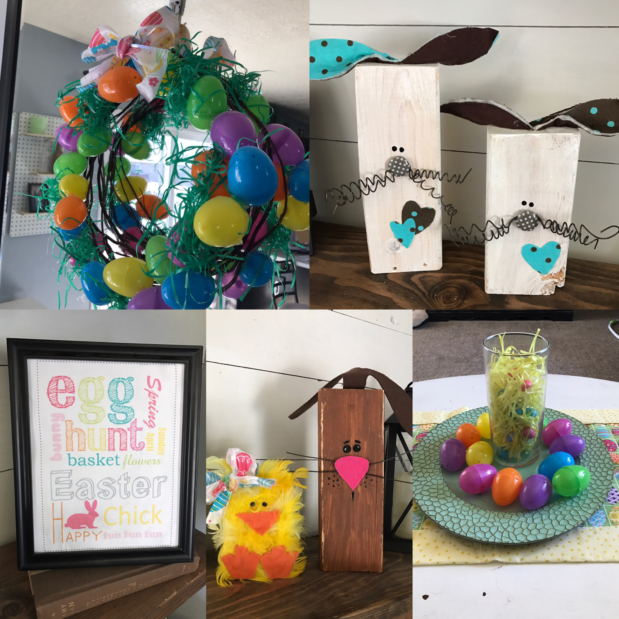 Simple Easter Crafts On A Budget Simply House To Home