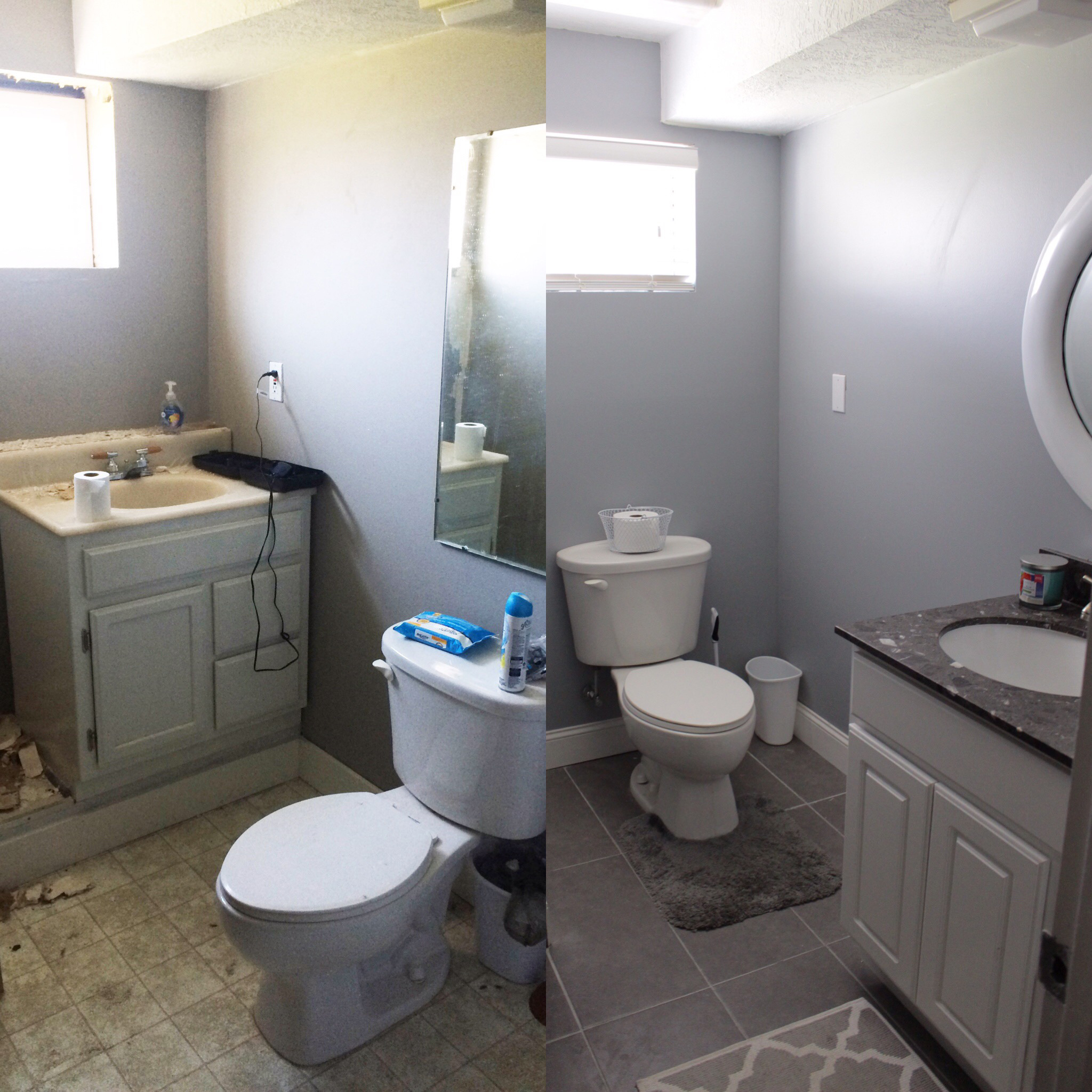 Home simply house to home for Complete bathroom remodel